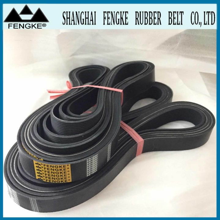 Multi Ribbed Belts Shanghai Fengke Rubber Belt Co Ltd